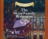 Swiss Family Robinson, Unabridged Audiobook on CD