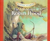 The Adventures of Robin Hood, Unabridged Audiobook on CD