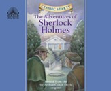 The Adventures of Sherlock Holmes, Unabridged Audiobook on CD