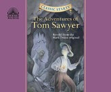 The Adventures of Tom Sawyer, Unabridged Audiobook on CD