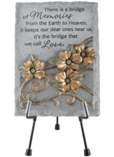 Memories Marker Plaque