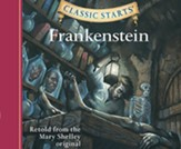 Frankenstein, Unabridged Audiobook  on CD