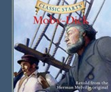 Moby Dick, Unabridged Audiobook on CD