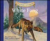White Fang, Unabridged Audiobook on CD