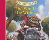 The Wind in the Willows, Unabridged Audiobook on CD