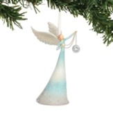 Peace and Trust Angel Ornament