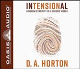 Intensional: Kingdom Ethnicity in a Divided World, Unabridged Audiobook on MP3-CD
