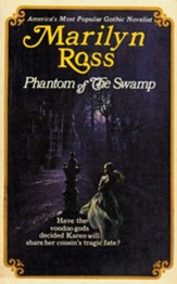 Phantom of the Swamp, Unabridged Audiobook on CD