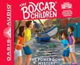 The Power Down Mystery, Unabridged Audiobook on CD