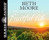 Promises For a Fruitful Life, Unabridged Audiobook on CD