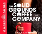 The Solid Grounds Coffee Company, Unabridged Audiobook on CD