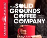 The Solid Grounds Coffee Company, Unabridged Audiobook on MP3-CD