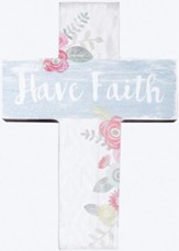 Have Faith Mini Cross