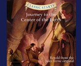 Journey to the Center of the Earth Unabridged Audiobook on MP3-CD