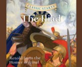 The Iliad Unabridged Audiobook on MP3-CD