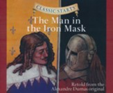 The Man in the Iron Mask Unabridged Audiobook on CD