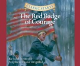 The Red Badge of Courage Unabridged Audiobook on CD