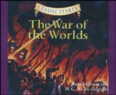 The War of the Worlds Unabridged Audiobook on CD
