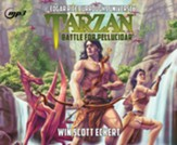 Tarzan: Battle for Pellucidar Unabridged Audiobook on CD