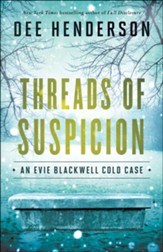 Threads of Suspicion (An Evie Blackwell Cold Case) - eBook