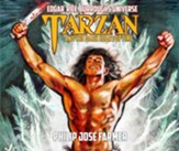 Tarzan and the Dark Heart of Time (Edgar Rice Burroughs Universe) Unabridged Audiobook on CD