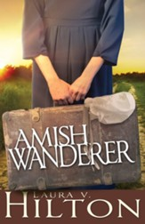 The Amish Wanderer - eBook