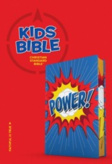 CSB Kids Bible, Power - eBook