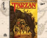 Tarzan and the Golden Lion, Unabridged Audiobook on CD