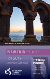 Adult Bible Studies Fall 2017 Student - eBook [ePub] - eBook