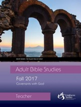 Adult Bible Studies Fall 2017 Teacher - PDF Download - eBook