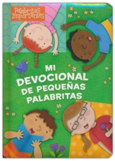 Devocional mis palabritas pequeñas (My Little Words Devotional)