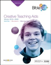 Bible-in-Life: Middle School Creative Teaching Aids, Winter 2019-20