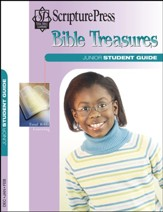 Scripture Press: Junior Grades 5 & 6 Bible Treasures (Student Guide), Winter 2019-20