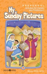 Bible-in-Life: Preschool My Sunday Pictures, Winter 2018-19
