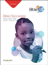 Bible-in-Life: Elementary Bible Discoveries (Student Book), Winter 2019-20