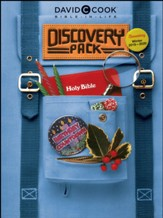Bible-in-Life: Elementary Discovery Pack (Craft Book), Winter 2019-20