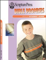 Scripture Press: Middler Grades 3 & 4 Bible Promises (Student Guide), Winter 2019-20
