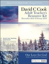 Bible-in-Life: Adult Teacher's Resource Kit, Winter 2018-19