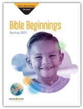 Bible-in-Life: Early Elementary Bible Beginnings (Student Book), Spring 2021