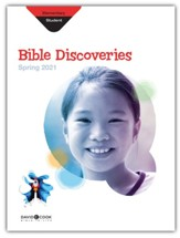 Bible-in-Life: Elementary Bible Discoveries (Student Book), Spring 2021