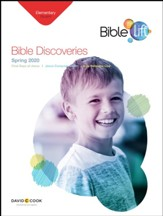 Bible-in-Life: Elementary Bible Discoveries (Student Book), Spring 2020