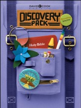 Bible-in-Life: Elementary Discovery Pack (Craft Book), Spring 2020