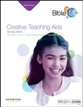Bible-in-Life: Middle School Creative Teaching Aids, Spring 2020