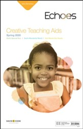 Echoes: Early Elementary Creative Teaching Aids, Spring 2020