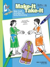 Echoes: Early Elementary Make It Take It (Craft Book), Spring 2020