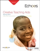 Echoes: Elementary Creative Teaching Aids, Spring 2019
