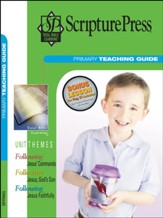 Scripture Press: Primary Grades 1 & 2 Teaching Guide, Spring 2020