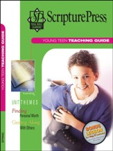 Scripture Press: Young Teen Teaching Guide, Spring 2020