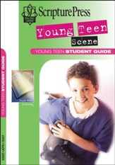 Scripture Press: Young Teen 'Teen Scene' Student Book, Spring 2020