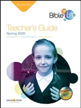Bible-in-Life: Early Elementary Teacher's Guide, Spring 2020